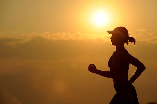 運動するとポジティブになれる